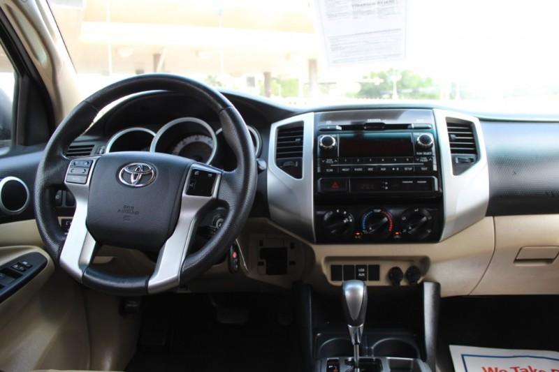 Toyota Tacoma 2012 price Call