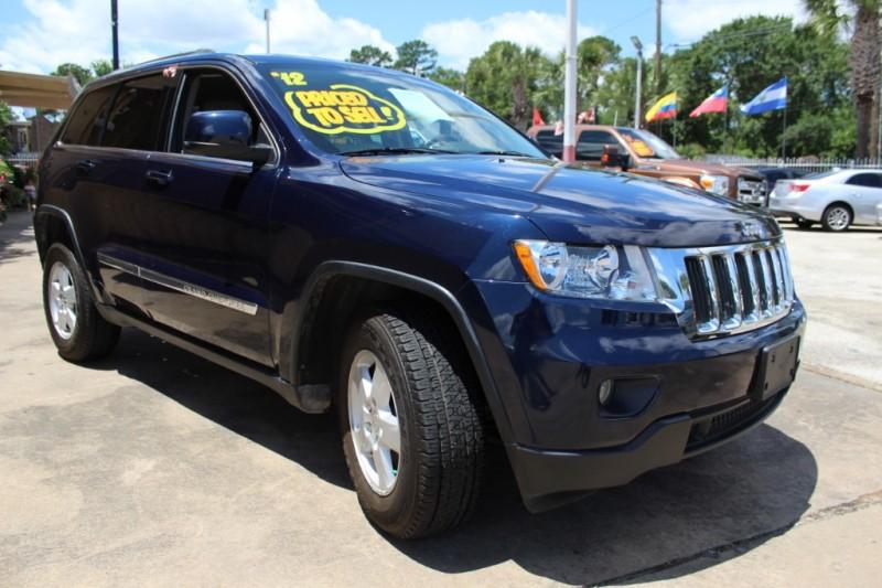 Jeep Grand Cherokee 2012 price Call