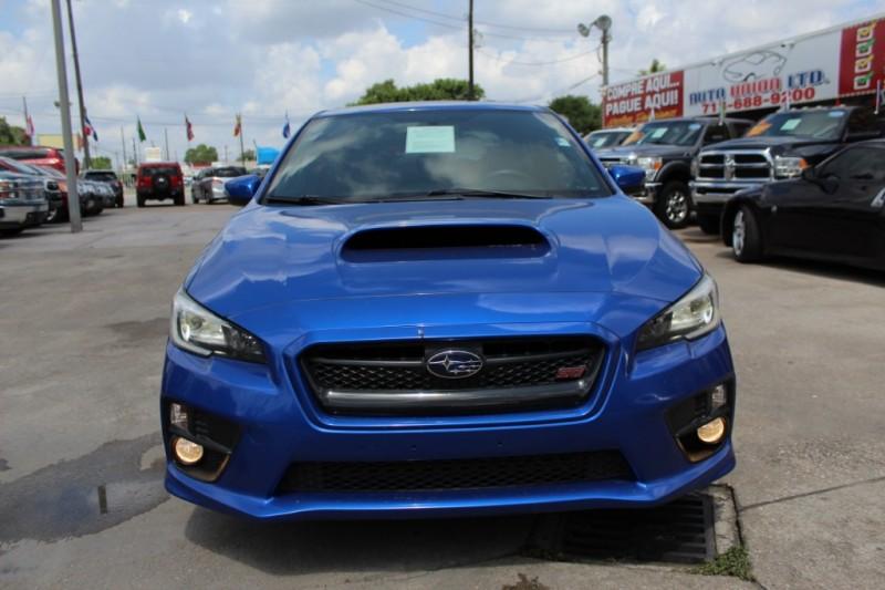 Subaru WRX STI 2015 price Call