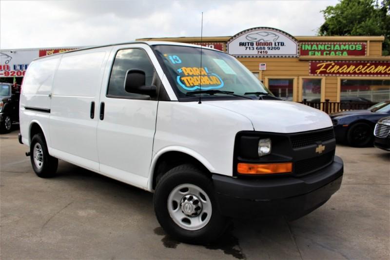 Chevrolet Express Cargo Van 2013 price Call