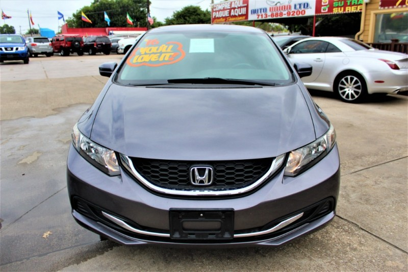 Honda Civic Sedan 2015 price Call
