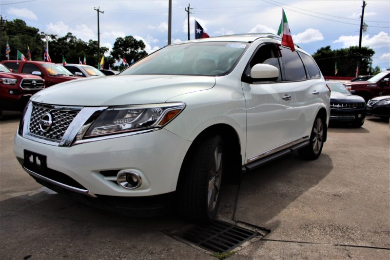 Nissan Pathfinder 2014 price Call