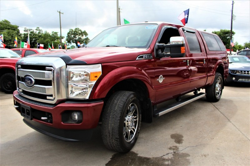 Ford Super Duty F-250 SRW 2014 price Call