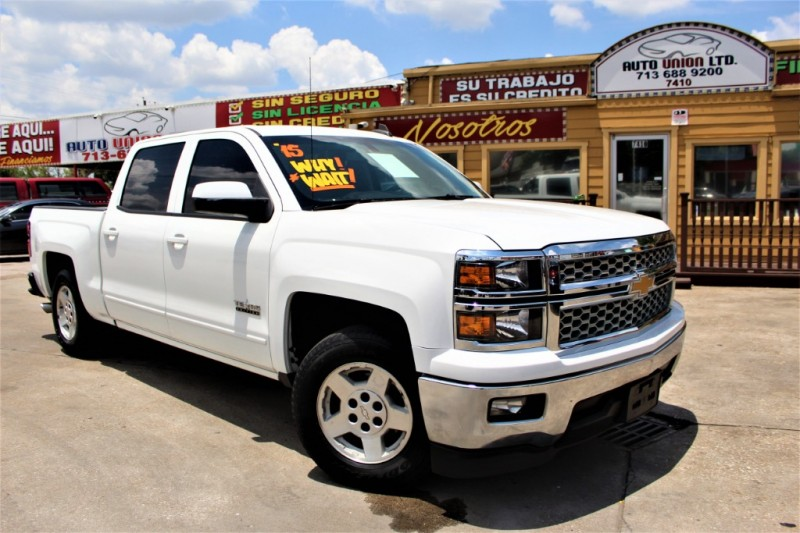 Chevrolet Silverado 1500 2015 price Call