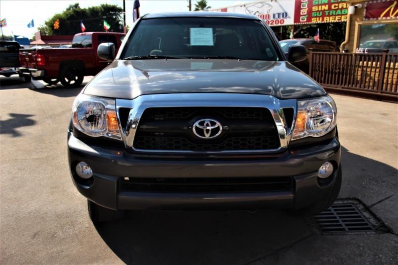 Toyota Tacoma 2011 price Call