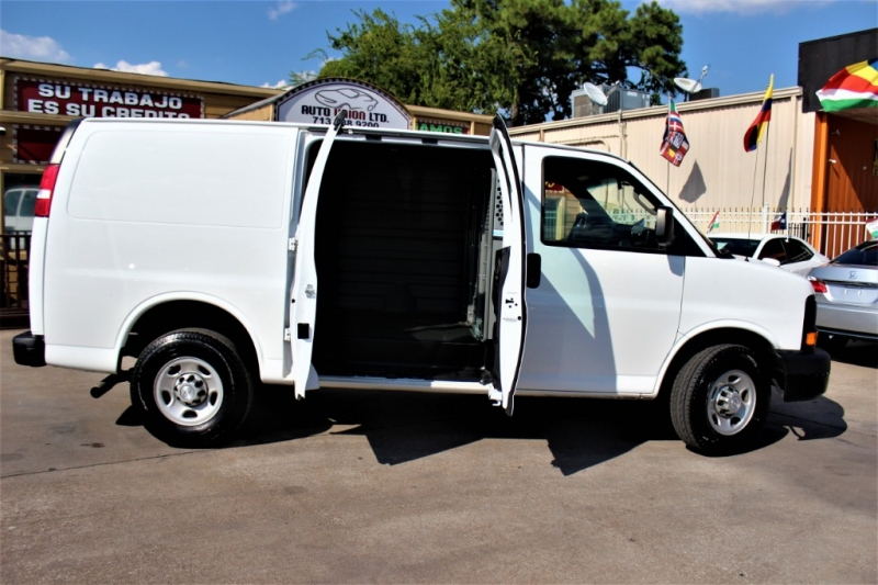 Chevrolet Express Cargo Van 2016 price Call