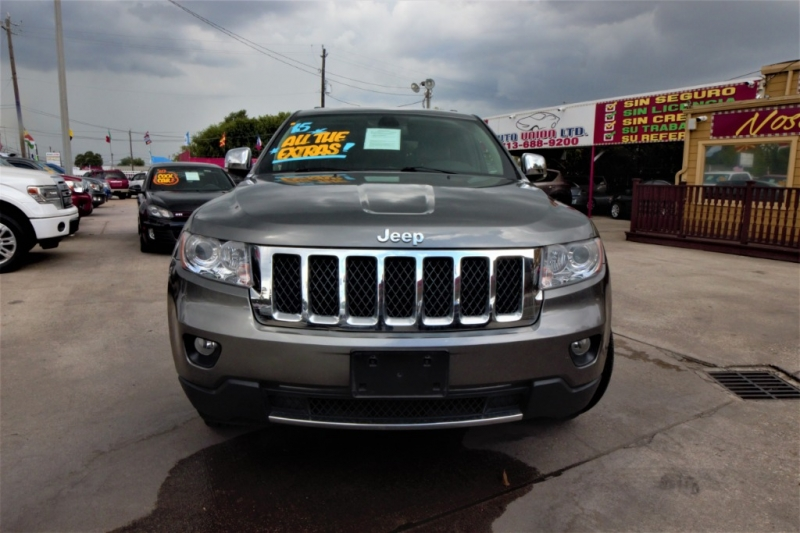 Jeep Grand Cherokee 2012 price Call