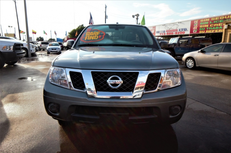 Nissan Frontier 2017 price Call