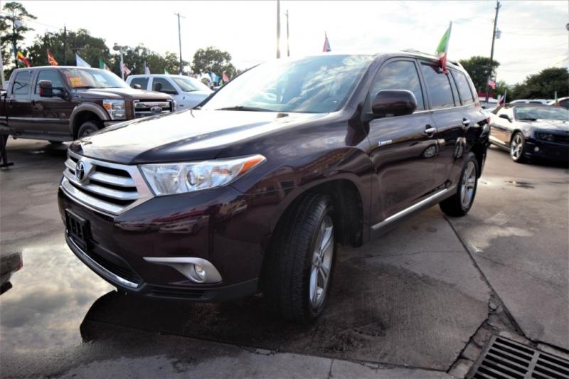 Toyota Highlander 2012 price Call