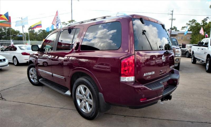 Nissan Armada 2011 price Call