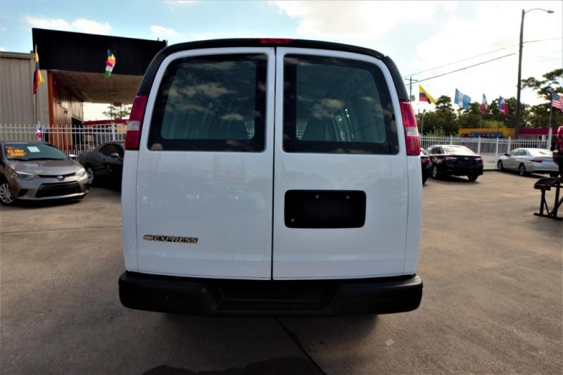 Chevrolet Express Cargo Van 2017 price Call