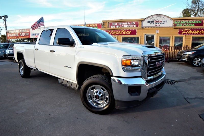 GMC Sierra 2500HD 2018 price Call