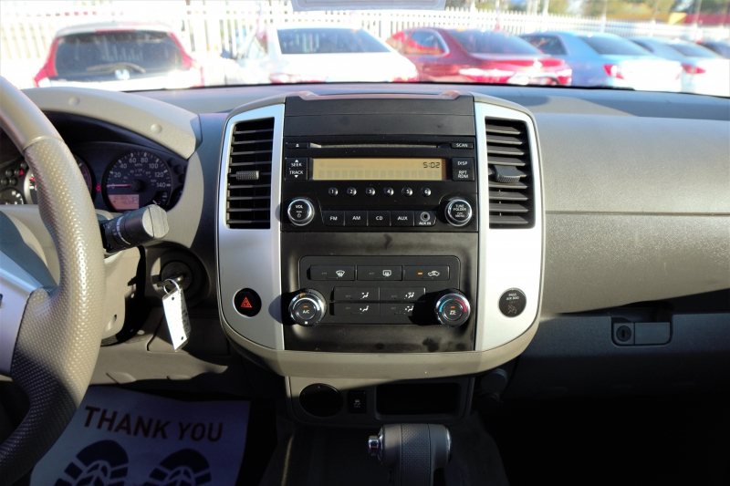 Nissan Frontier 2014 price Call