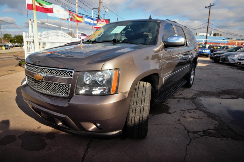 Chevrolet Suburban 2014 price Call