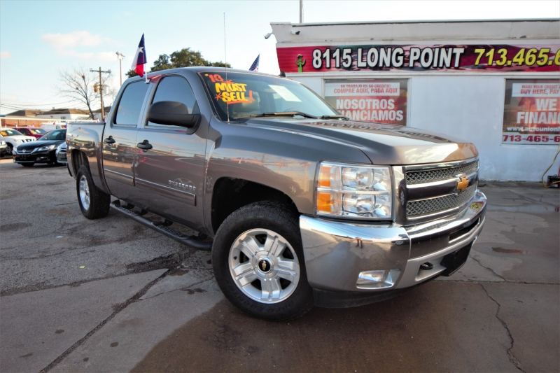 Chevrolet SILVERADO 1500 2013 price Call