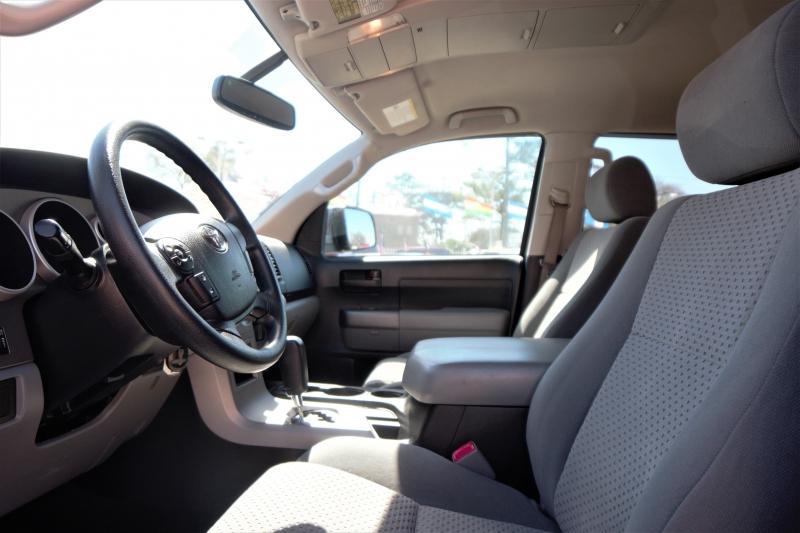 Toyota Tundra 4WD Truck 2012 price $0