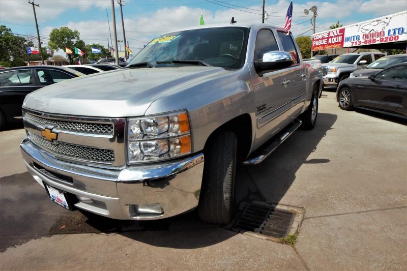 Chevrolet Silverado 1500 2012 price Call