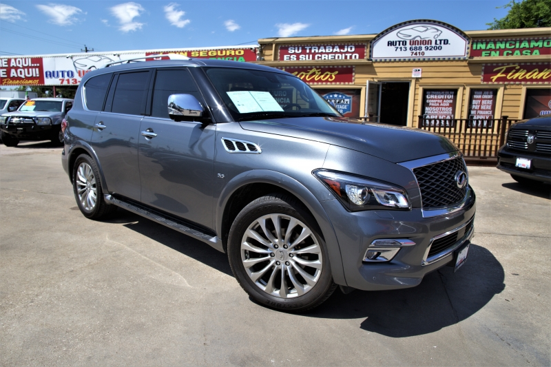 Infiniti QX80 2016 price Call