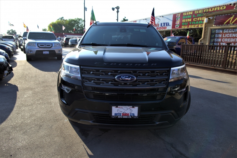 Ford Explorer 2018 price Call