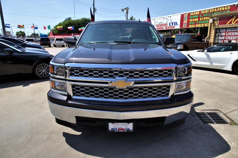 Chevrolet Silverado 1500 2014 price Call