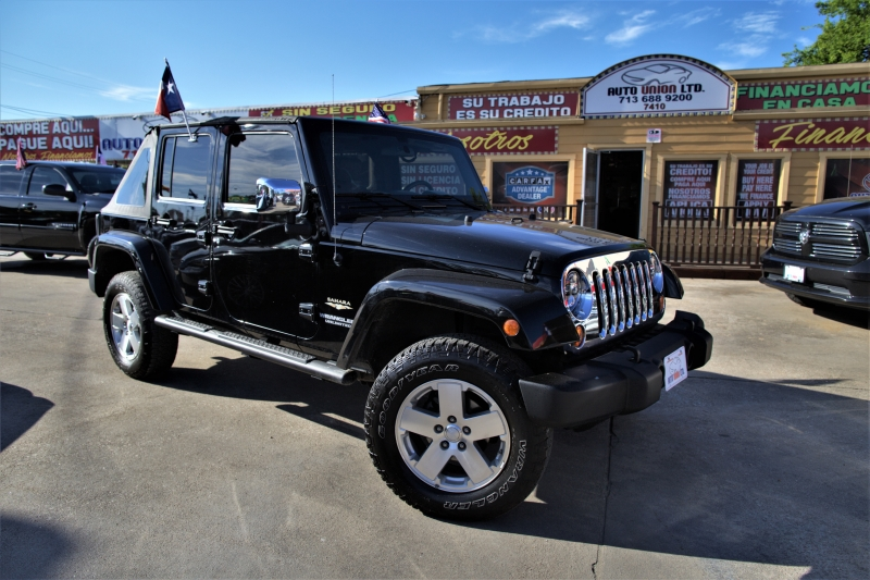 Jeep Wrangler Unlimited 2009 price Call