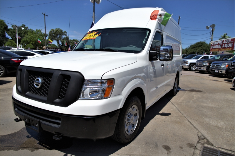 Nissan NV Cargo 2017 price Call