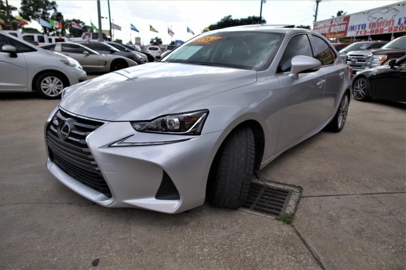 Lexus IS 2017 price CALL
