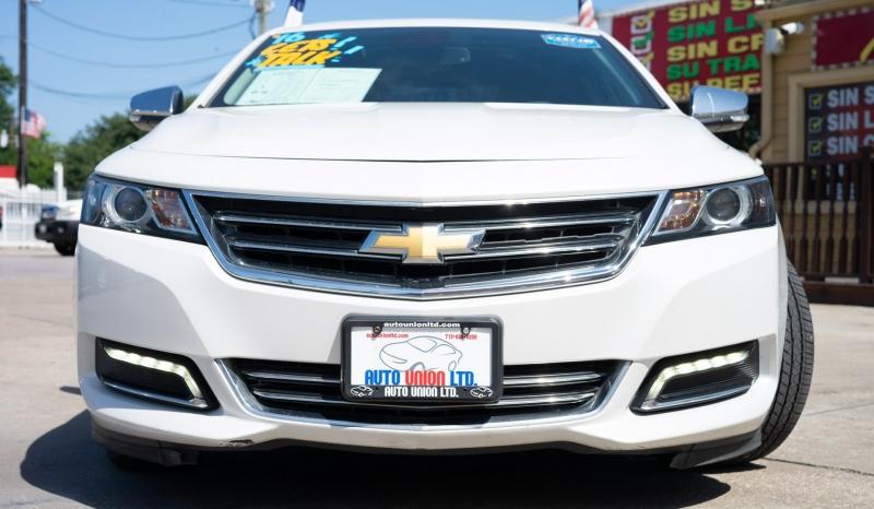 Chevrolet Impala 2016 price CALL