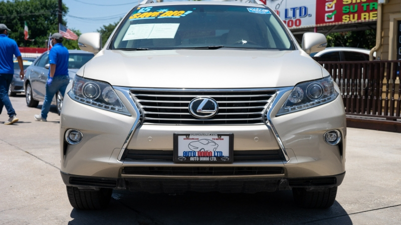 Lexus RX 350 2015 price CALL