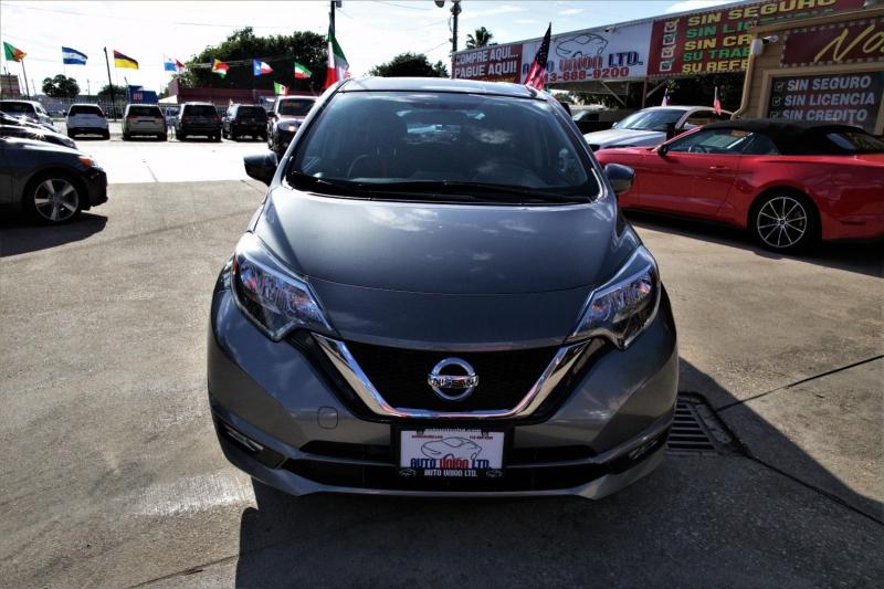 Nissan Versa Note 2018 price $0