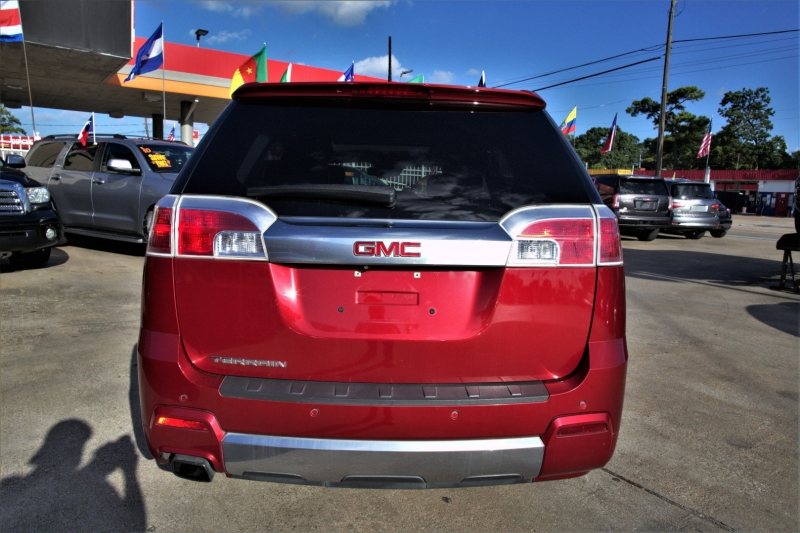 GMC Terrain 2014 price $0