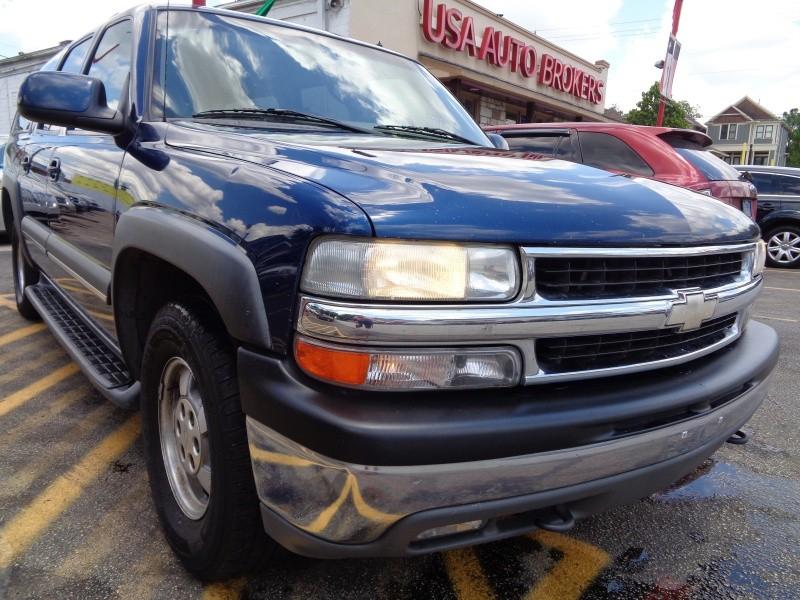 Chevrolet Suburban 2002 price $2,495