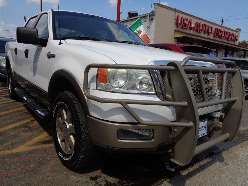 Ford F-150 2005 price $4,495