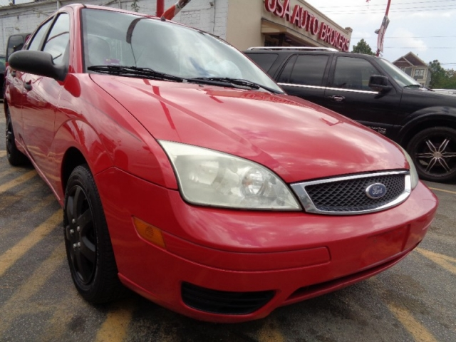 Ford Focus Dr Sdn S Inventory USA Auto Brokers Auto - 2007 ford