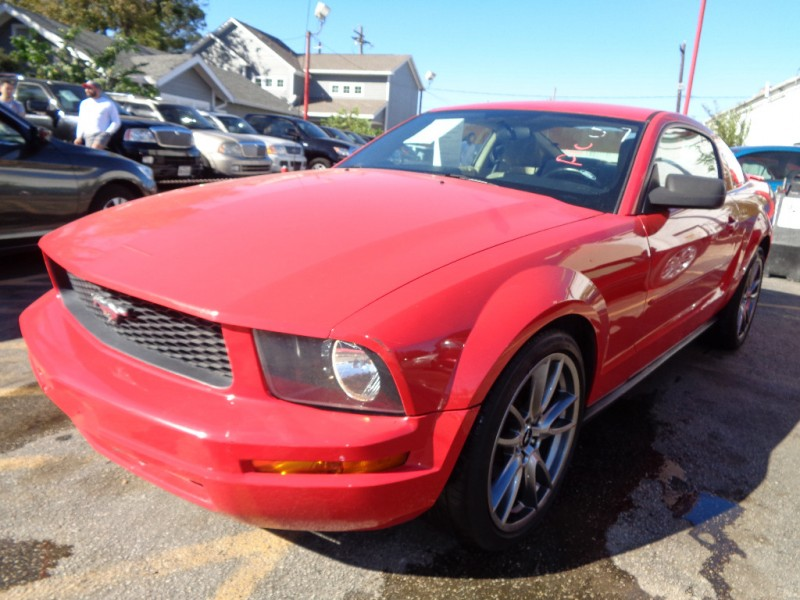 Ford Mustang 2008 price $3,695