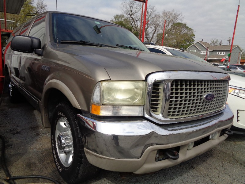 Ford Excursion 2002 price $3,295