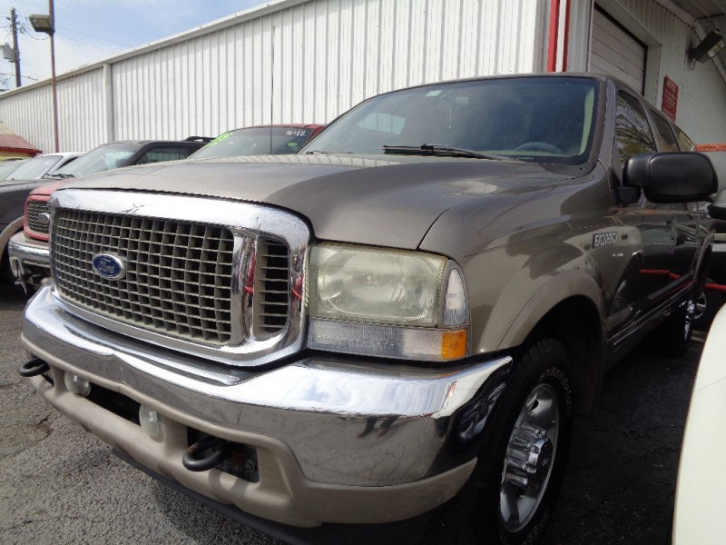 Ford Excursion 2002 price $3,495