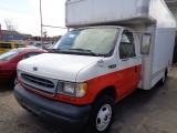 Ford Econoline Commercial Cutaway 2000