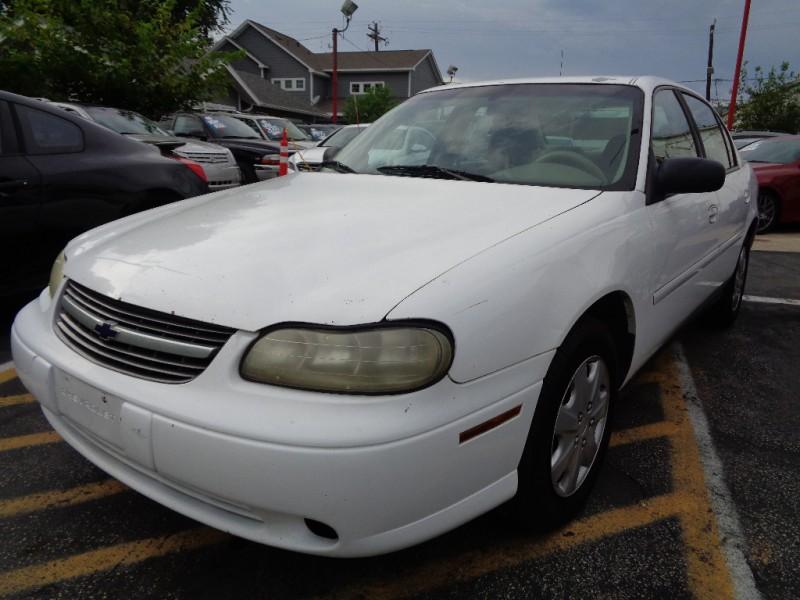 Chevrolet Malibu 2001 price $1,695