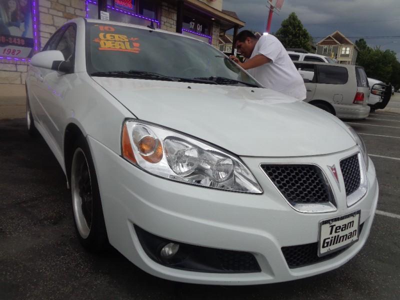 Pontiac G6 2010 price $6,995