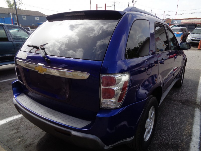 Chevrolet Equinox 2006 price $2,495