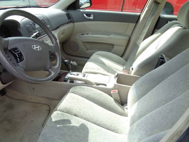 Hyundai Sonata 2007 price $3,795