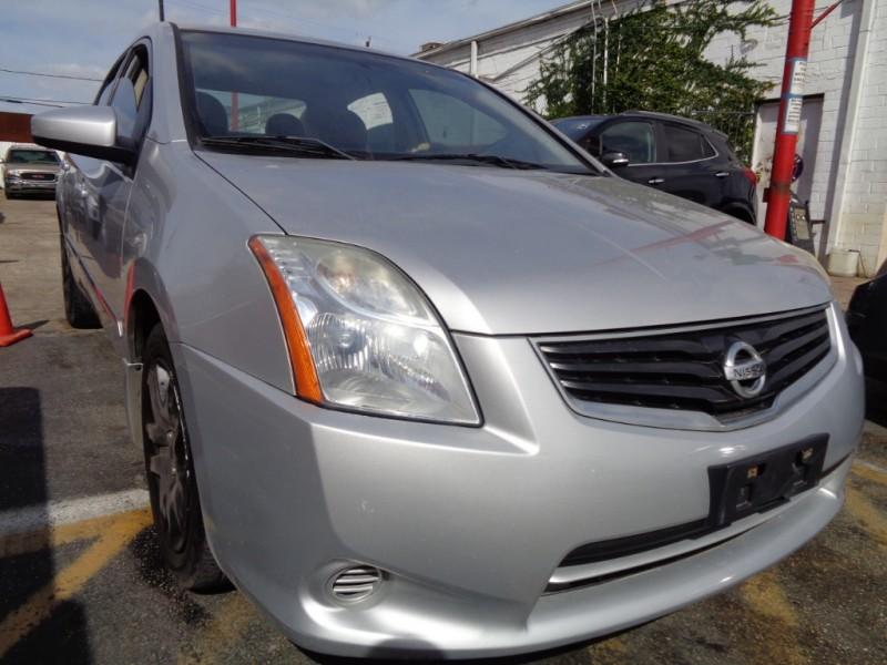 Nissan Sentra 2012 price $3,995