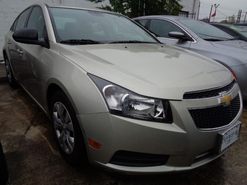 Chevrolet Cruze 2014 price $4,995