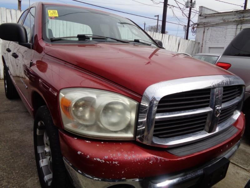 Dodge Ram 1500 2007 price $3,495