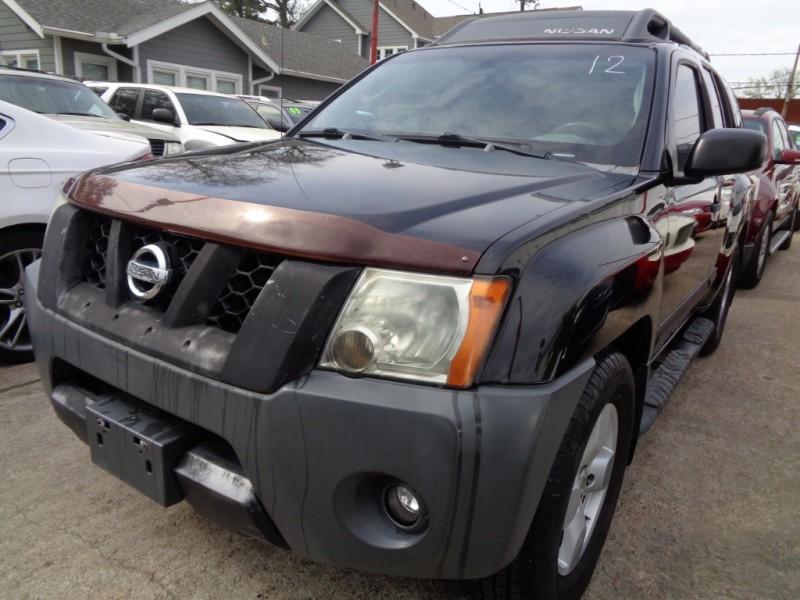 Nissan Xterra 2005 price $2,995