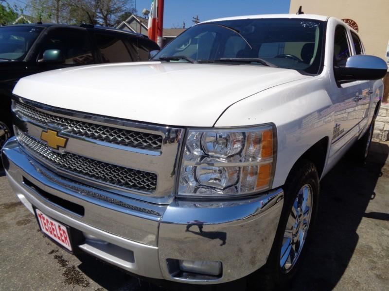 Chevrolet Silverado 1500 2012 price $8,495