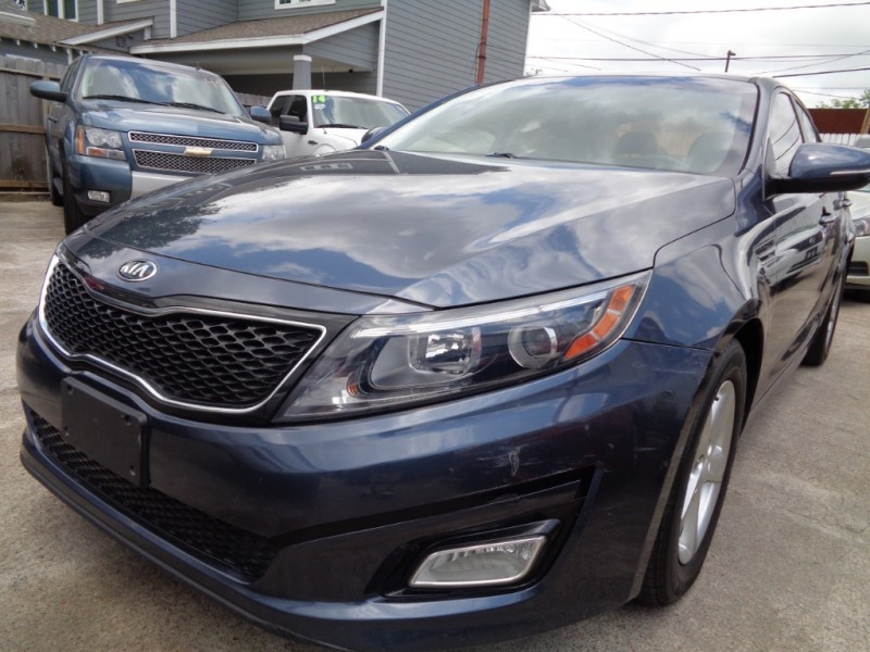 Kia Optima 2015 price $10,995