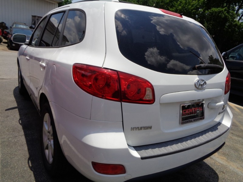 Hyundai Santa Fe 2007 price $3,395