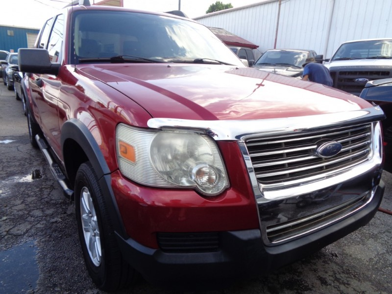 Ford Explorer Sport Trac 2007 price $4,295
